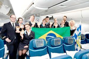 Condor: Carrier nach Brasilien und in die Karibik