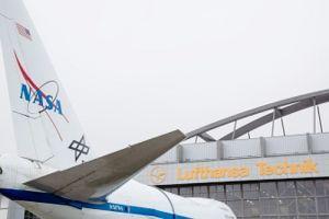 Boeing 747SP in Hamburg: SOFIA erfährt C-Check