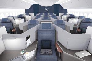 Schlaf-Luxus: Lufthansa enthüllt neue Business Class