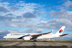 Premiere für First Class im ersten A350-900 für MAB