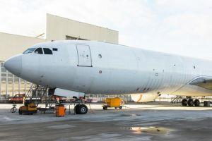 A330-300P2F aus Dresden erstmals für DHL Express