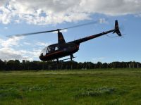 Neubau für die Heli Aviation Training Academy