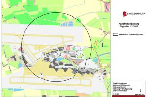 Fliegerbombe legt Flughafen Hannover lahm