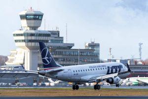 Flüge Berlin – Warschau von LOT aufgenommen