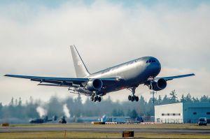 KC-46A für US Air Force erlebt Erstflug