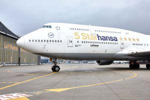 Lufthansa: Sonderbemalung auf D-AIZX und D-ABYM