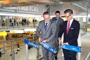 Reisewelt am Flughafen Nürnberg startet mit Familientag