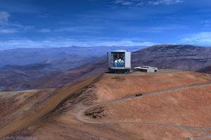 MT Mechatronics für Bau des Superauges GMT in Chile