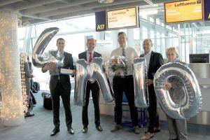 4.000.000 Passagiere am Flughafen Nürnberg erreicht