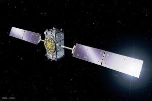 Know-how für Galileo-Satelliten: Computer aus Schweden