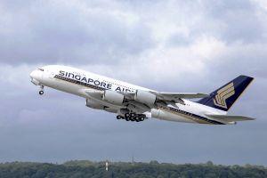 Airbus A380 für Singapore Airlines mit neuer Kabine