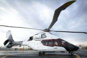 Airbus zeigt H160 Prototyp mit Design