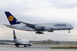 Lufthansa nimmt für A380 Ziele ab München ins Visier