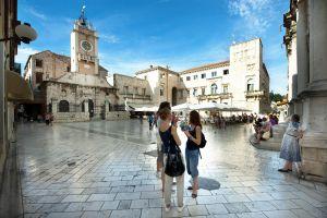 Küstenregion um Zadar: Lufthansa fliegt ab Frankfurt