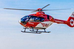 Neue Hubschrauber bei DRF Luftrettung im Dienst