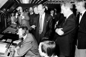 DFS 25 Jahre privat und Profi beim Wandel der Luftfahrt