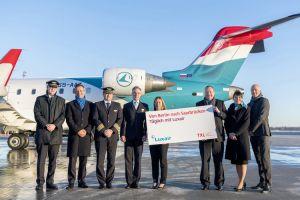 Luxair steuert Städteziel Saarbrücken ab Berlin an