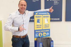 Gepäckbestimmungen von Ryanair neu zu beachten