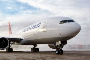 Noch einmal drei Boeing 777 Frachter für Turkish Airlines
