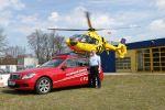Luftrettung: Christoph 6 und Christoph Weser jetzt mit Digitalfunk
