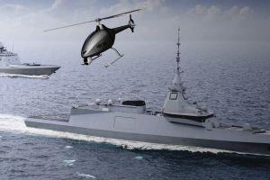 Airbus und Naval für Hubschrauberdrohnen der Marine
