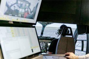 ADAC nimmt integrierten H145-Flugsimulator in Betrieb