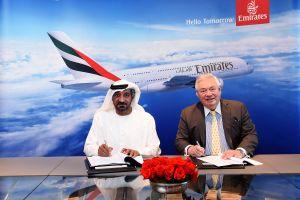 A380 erhält Zukunft dank Emirates