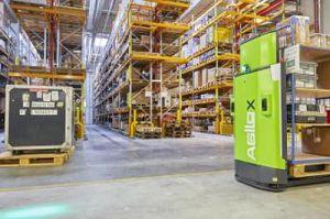LTLS mit Digital Warehouse am Flughafen München