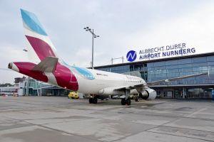 Eurowings stationiert Boeing 737-800 in Nürnberg