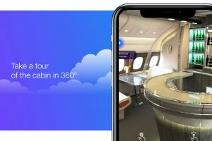 iflyA380 App soll das Flugerlebnis intensivieren