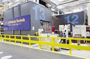 Röntgenaufnahme für Triebwerke: LHT investiert in Hamburg