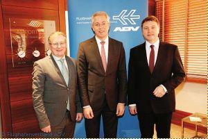 ADV-Präsidium neu aufgestellt – Luftfahrt voraus
