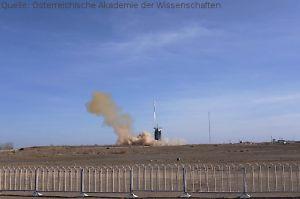 China-Satellit mit Technik der TU Graz gestartet