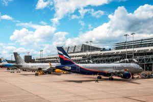 Aeroflot feiert Passagier-Meilenstein in Stuttgart
