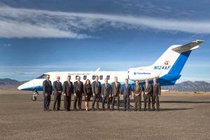 Pilatus übergibt ersten PC-24 Businessjet an Kunden