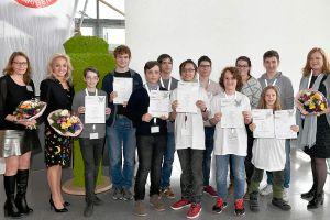 Jugend forscht: Wettbewerb am Flughafen München