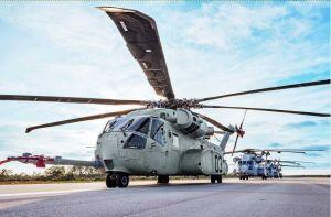 MTU liefert 800 Triebwerke für amerikanische CH-53K
