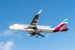 Bremen – Stuttgart erhöht Eurowings mit A320 und Q400