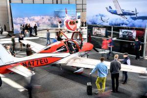 AERO 2018 stellt sich auf – Einfliegen nach EDNY