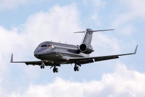 Bombardier Challenger CL601 für 2020 fit gemacht