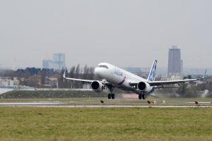 A321LR schafft erstmals nonstop Paris – New York