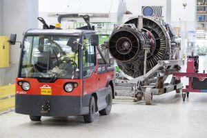 Werksmuseum der MTU Aero Engines 2018 öffnet viermal