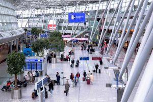 Karibisches Know-how beim Event am Flughafen