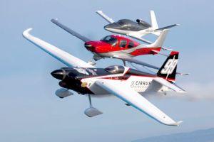 Cirrus verkaufte erneut mehr Flugzeuge SR und SF