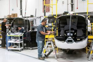 Robinson baute 2017 über 300 Hubschrauber