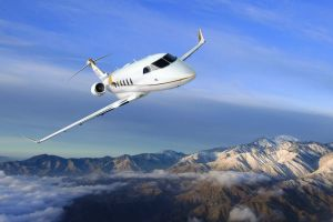 Challenger 350 führt Business-Jet-Segment