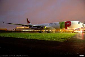 A330-800neo für TAP werden fertig