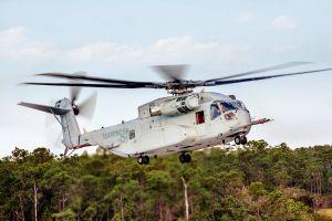 MTU hält Sikorsky CH-53 für Bundeswehr instand