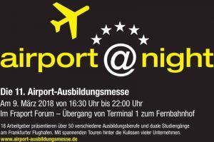 Arbeiten in der Luftfahrt: Azubi-Messe am Fraport