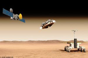 ExoMars: OHB von Thales Alenia Space beauftragt